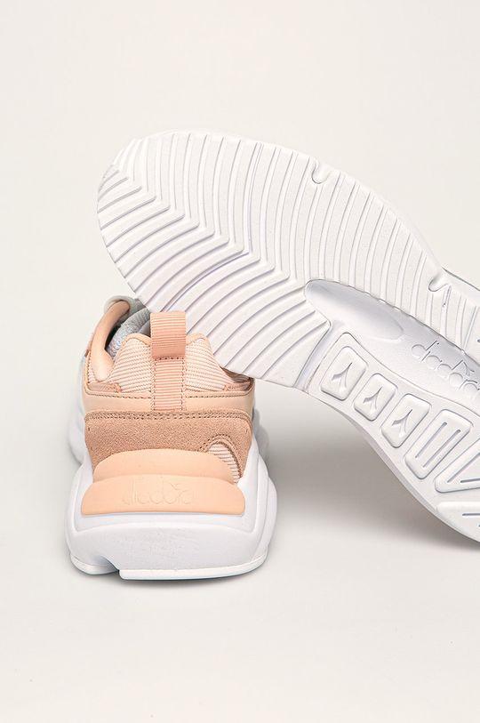 Diadora - Topánky Whizz Run  Zvršok: Textil, Prírodná koža Vnútro: Textil Podrážka: Syntetická látka