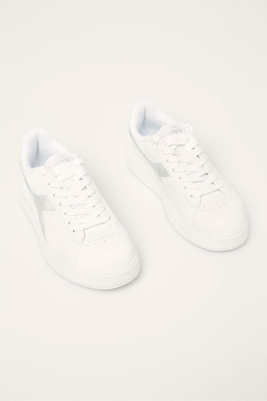 Diadora - Pantofi Game P Step alb