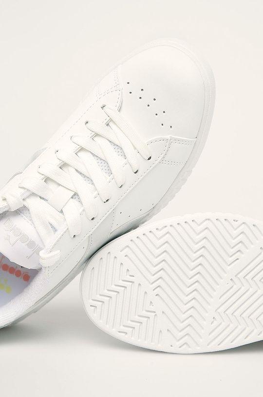 alb Diadora - Pantofi Game P Step
