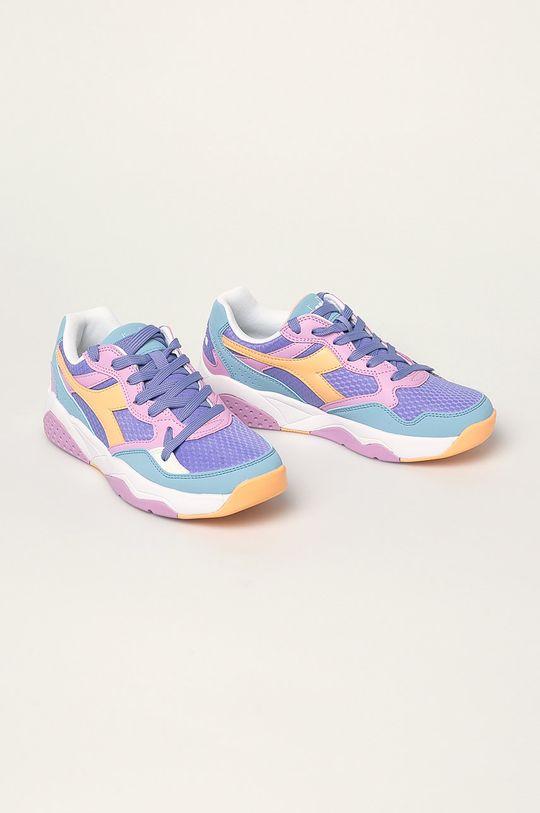 Diadora - Pantofi Flex Run multicolor