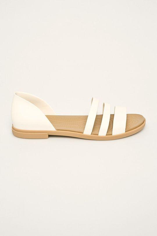 biela Crocs - Sandále Dámsky