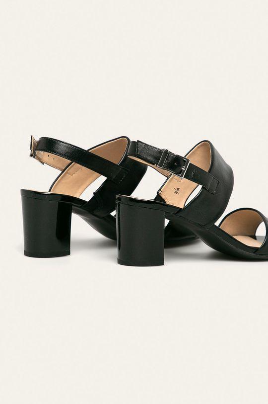 Caprice - Шкіряні сандалі  Халяви: Натуральна шкіра Внутрішня частина: Синтетичний матеріал Підошва: Синтетичний матеріал