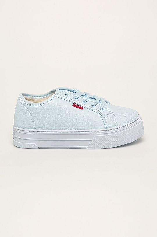 albastru deschis Levi's - Pantofi De femei