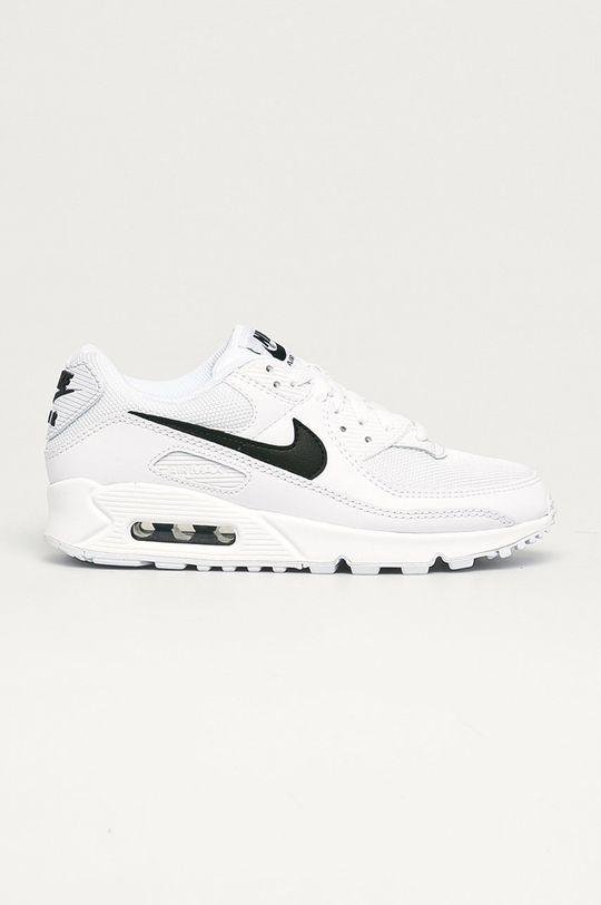 bílá Nike - Boty Air Max 90 Dámský