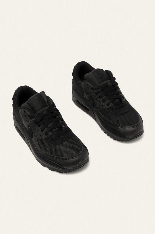 Nike - Buty Air Max 90 czarny