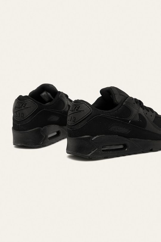 Nike - Buty Air Max 90 Cholewka: Materiał tekstylny, Skóra naturalna, Wnętrze: Materiał tekstylny, Podeszwa: Materiał syntetyczny
