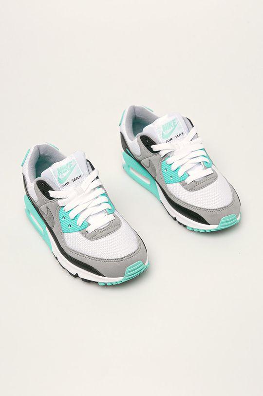 Nike - Boty Air Max 90 šedá