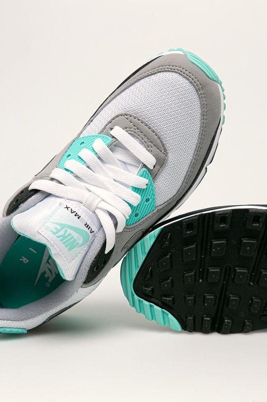 šedá Nike - Boty Air Max 90