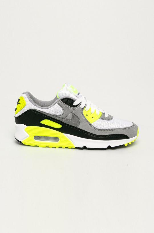 šedá Nike - Boty Air Max 90 Dámský