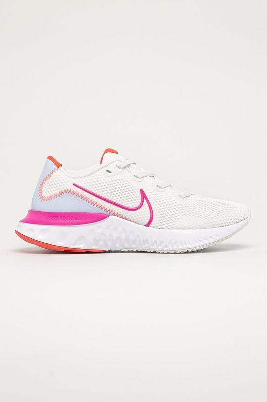 alb Nike - Pantofi Renew Run De femei