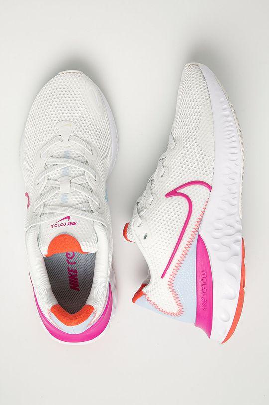 alb Nike - Pantofi Renew Run