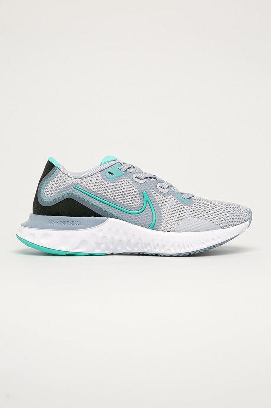šedá Nike - Boty Renew Run Dámský