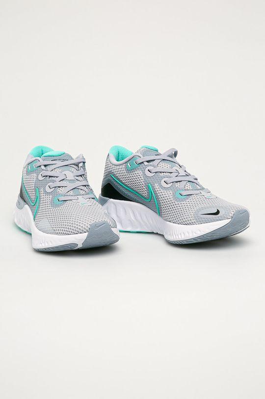 Nike - Boty Renew Run šedá