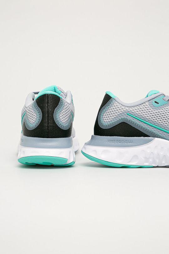 Nike - Boty Renew Run  Svršek: Umělá hmota, Textilní materiál Vnitřek: Textilní materiál Podrážka: Umělá hmota