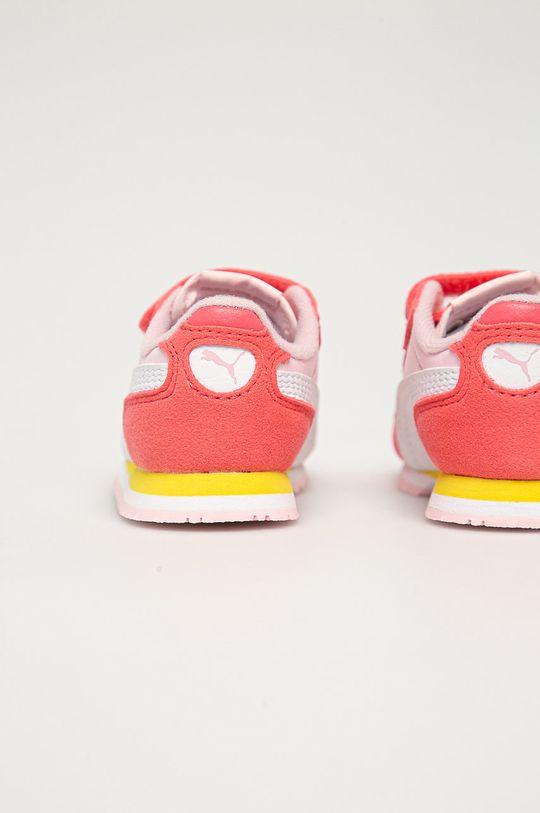 Puma - Dětské boty Cabana Racer SL V Inf  Svršek: Umělá hmota Vnitřek: Textilní materiál Podrážka: Umělá hmota