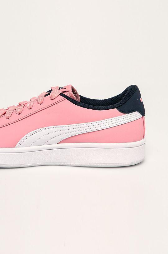 Puma - Pantofi copii Smash v2 Buck Gamba: Material sintetic Interiorul: Material textil Talpa: Material sintetic