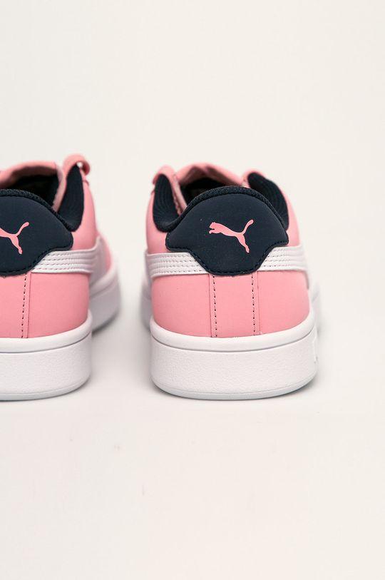 roz Puma - Pantofi copii Smash v2 Buck