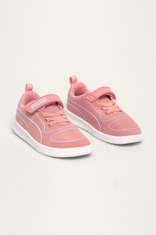 Puma - Pantofi copii Kali V Inf roz