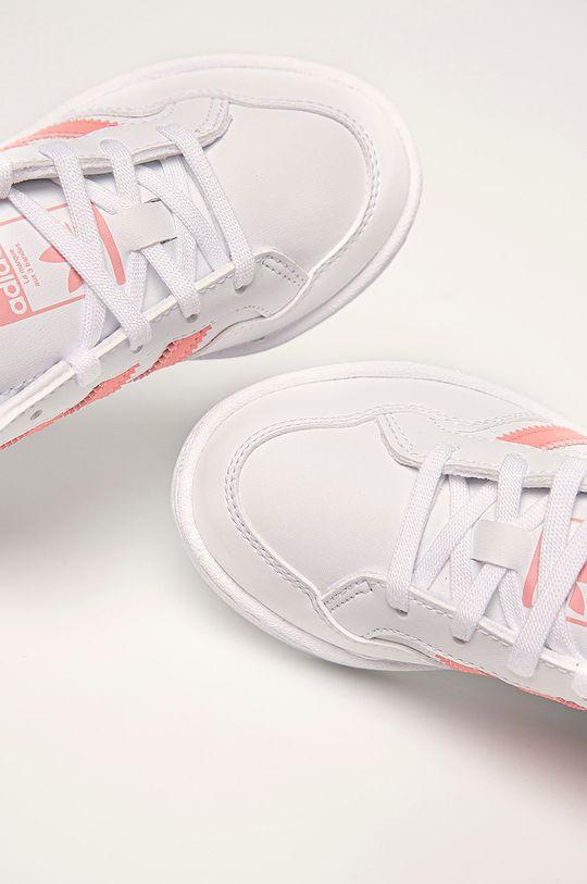 adidas Originals - Detské topánky Team Court Dievčenský