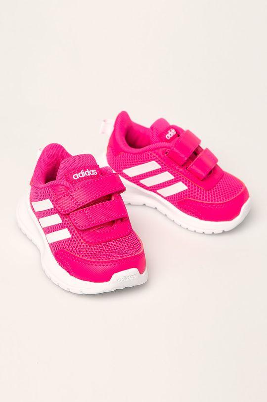 adidas - Dětské boty Tensaur Run I ostrá růžová
