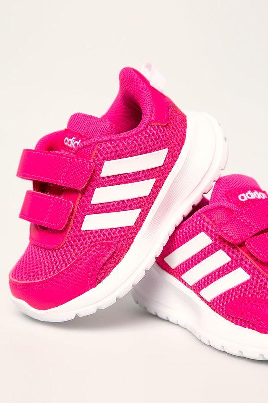 ostrá růžová adidas - Dětské boty Tensaur Run I