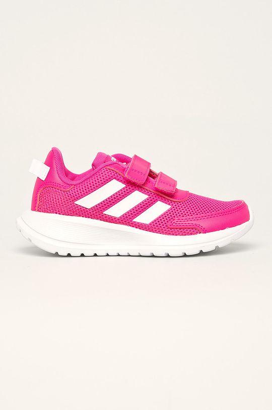 sýto ružová adidas - Detské topánky Tensaur Run C Dievčenský