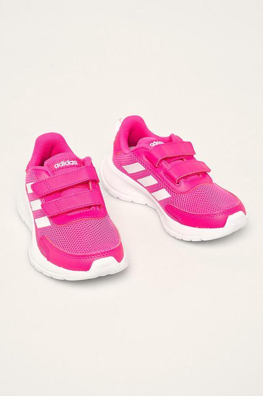 adidas - Detské topánky Tensaur Run C sýto ružová