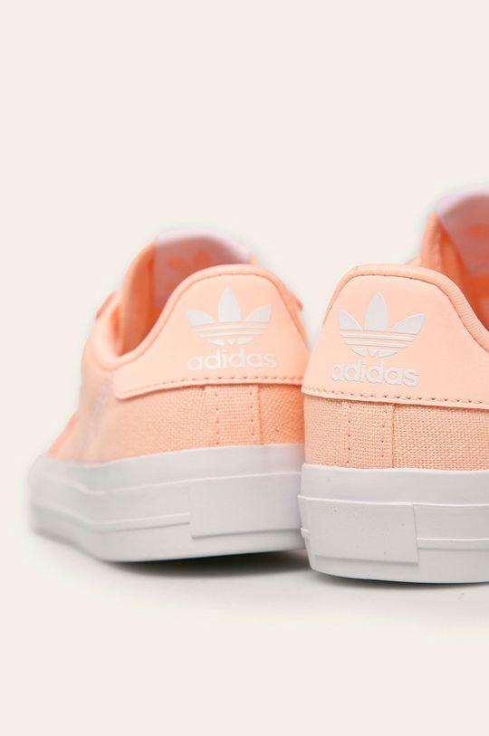 roz adidas Originals - Tenisi copii Continental Vulc C