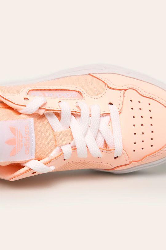 adidas Originals - Tenisi copii Continental Vulc C De fete