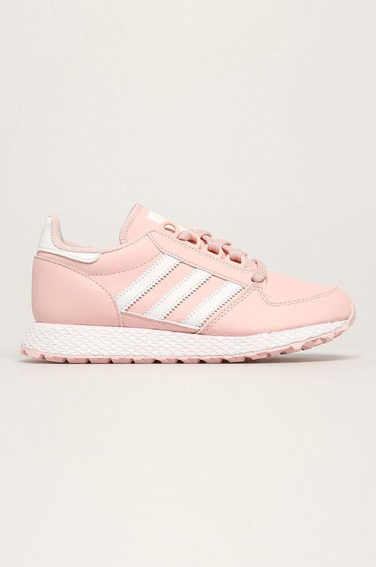 roz adidas Originals - Pantofi copii Forest Grove De fete