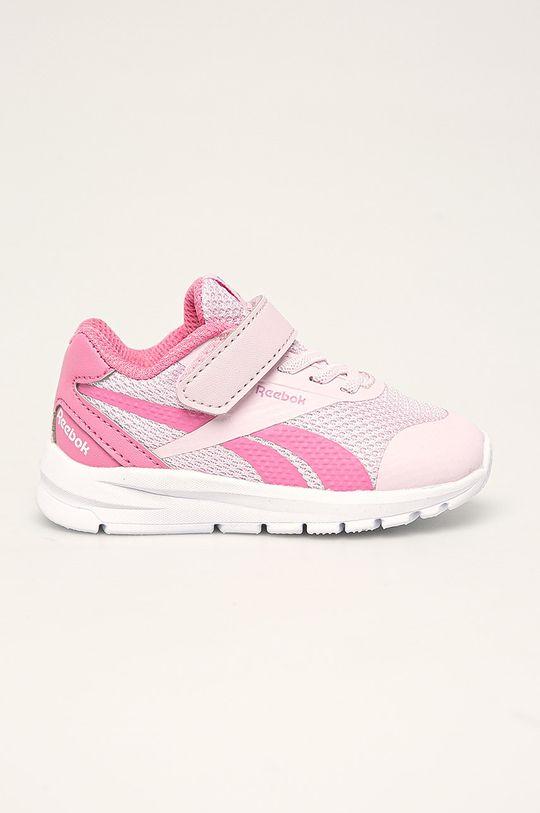 roz Reebok Classic - Pantofi copii Rush Runner 2.0 De fete