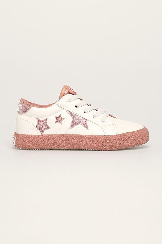 bílá Big Star - Dětské boty Dívčí