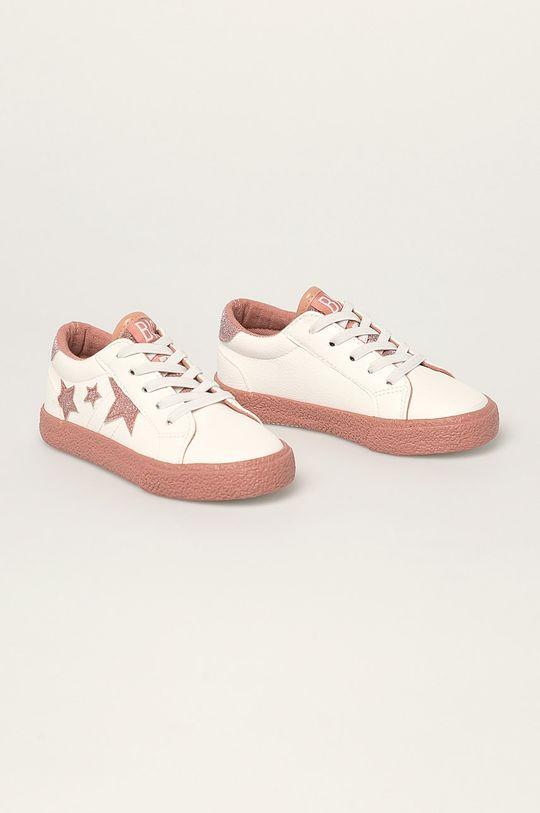 Big Star - Dětské boty bílá