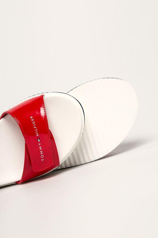 červená Tommy Hilfiger - Detské sandále