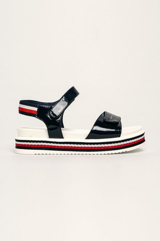tmavomodrá Tommy Hilfiger - Detské sandále Dievčenský