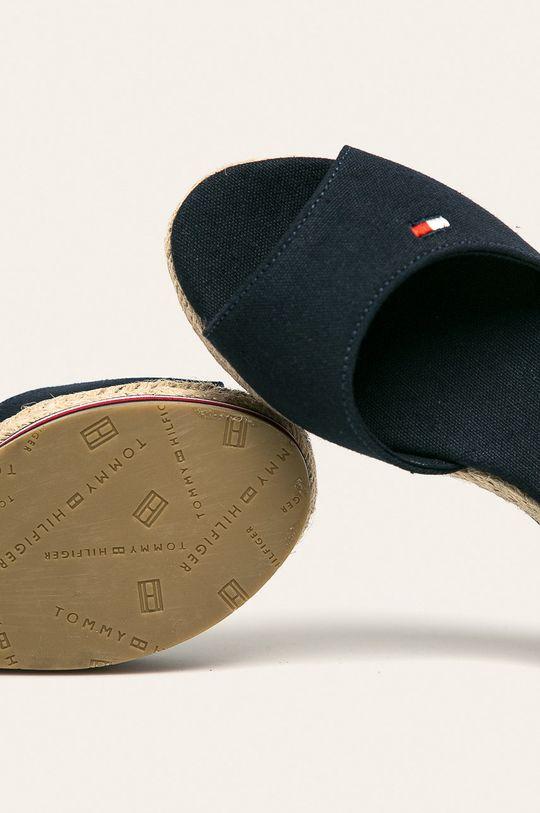 tmavomodrá Tommy Hilfiger - Detské sandále