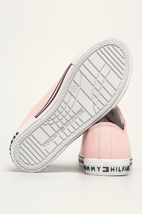 Tommy Hilfiger - Tenisówki dziecięce Dziewczęcy