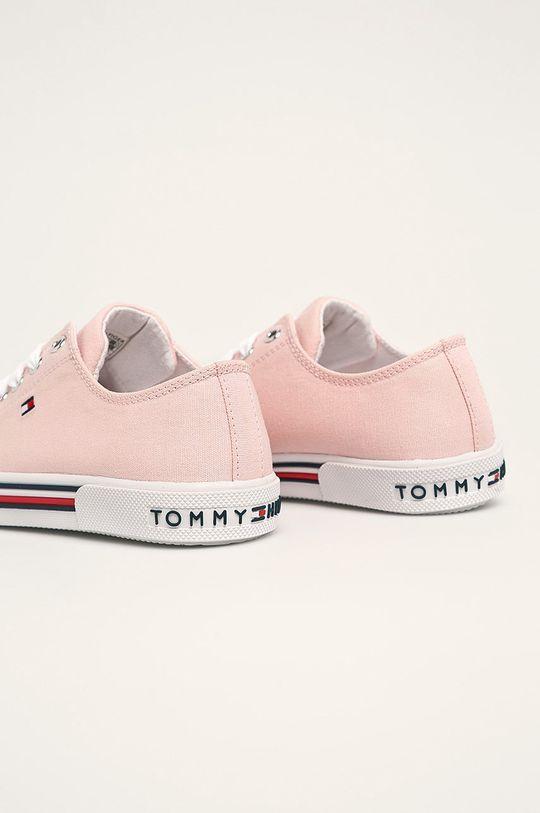 Tommy Hilfiger - Detské tenisky  Zvršok: Textil Vnútro: Textil Podrážka: Syntetická látka