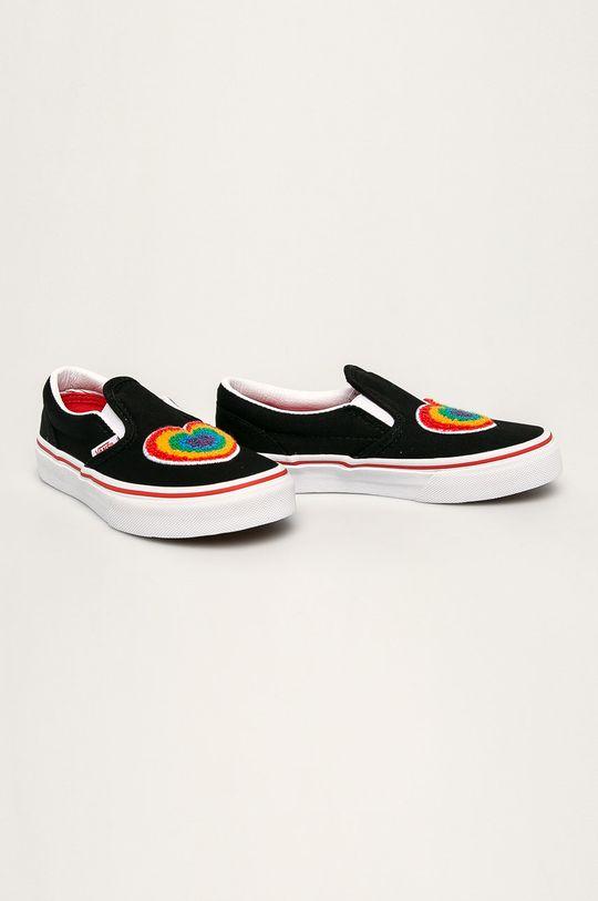 Vans - Dětské tenisky černá