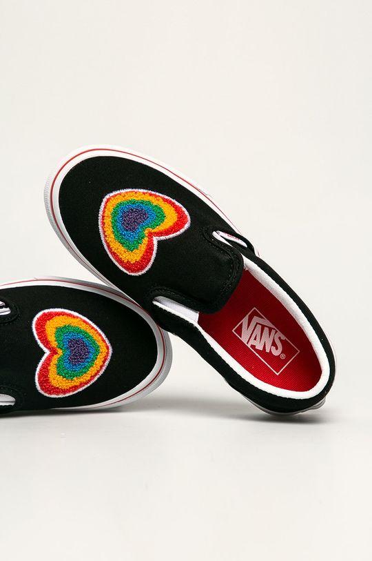 černá Vans - Dětské tenisky