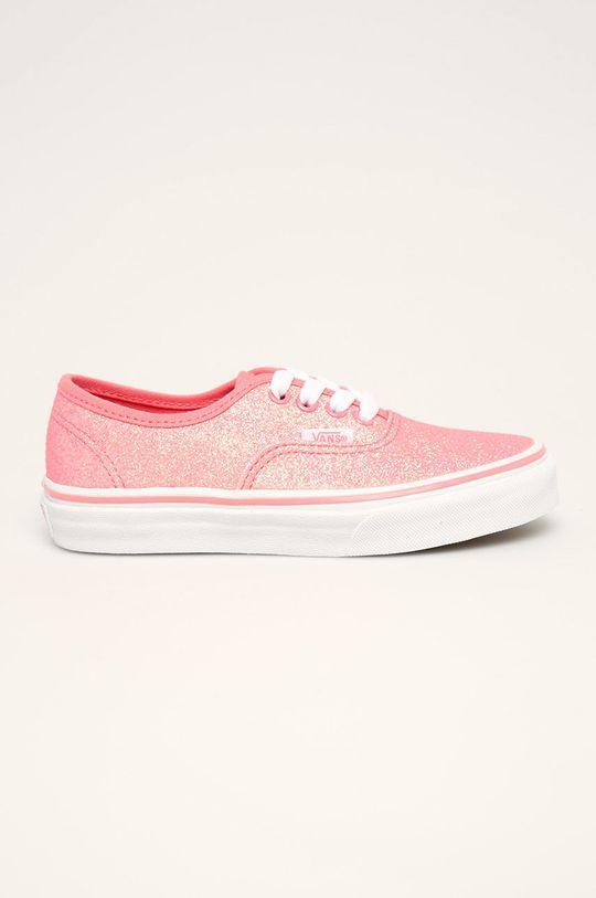 roz Vans - Tenisi copii De fete