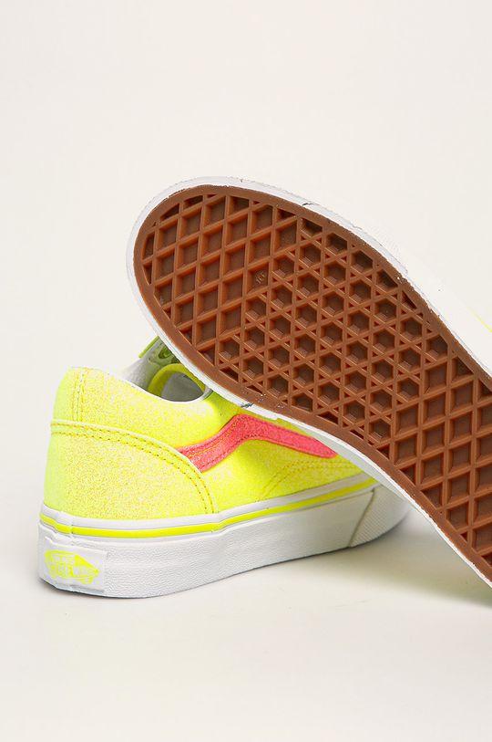 Vans - Dětské tenisky Svršek: Textilní materiál Vnitřek: Textilní materiál Podrážka: Umělá hmota