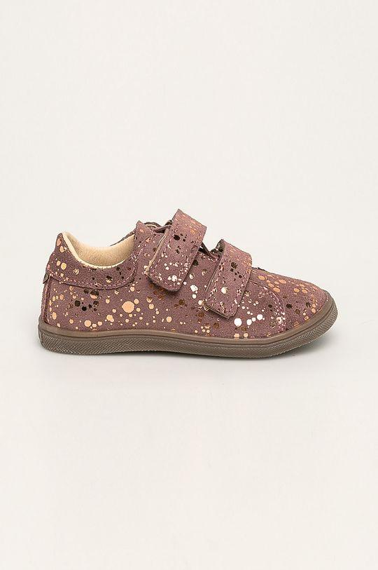 roz pastelat Mrugała - Pantofi copii De fete