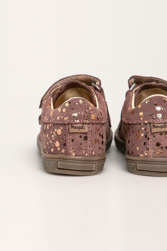 roz pastelat Mrugała - Pantofi copii