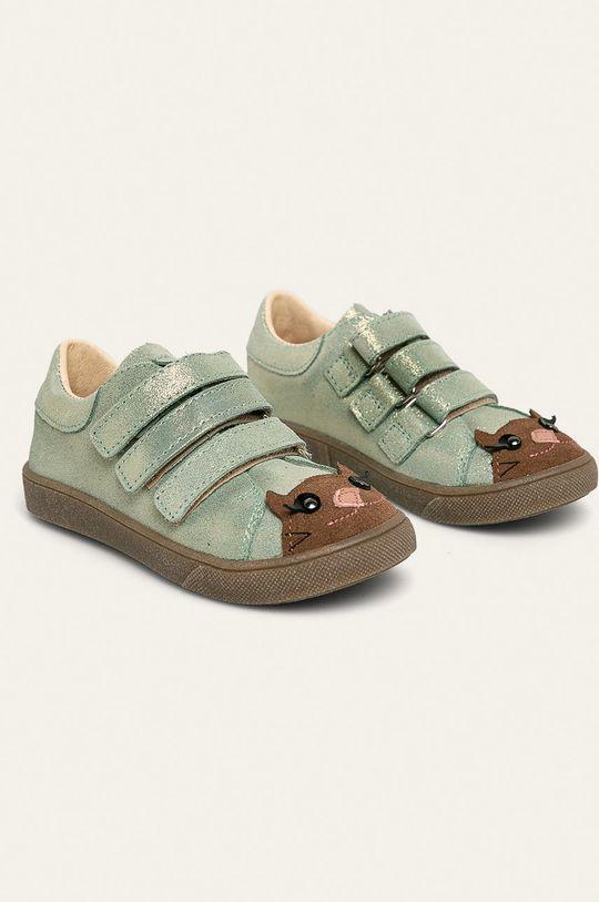 Mrugała - Pantofi copii menta