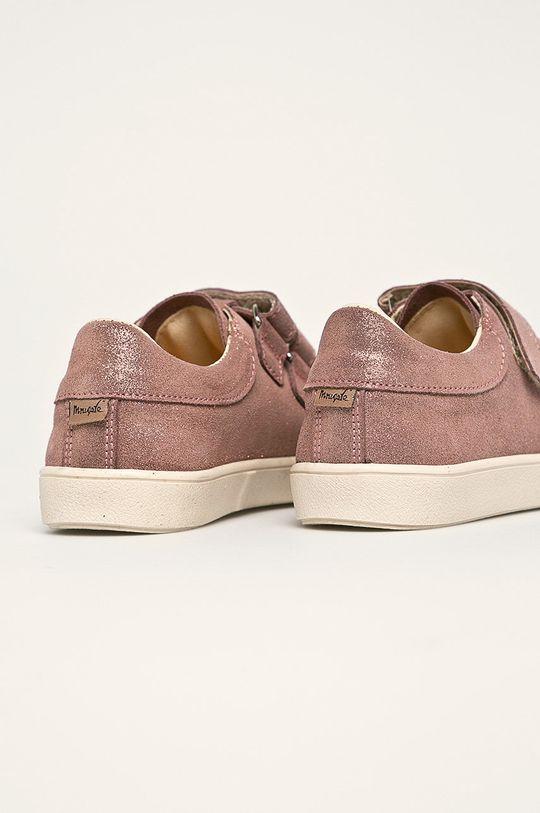 Mrugała - Pantofi copii Gamba: Piele intoarsa Interiorul: Piele naturala Talpa: Material sintetic