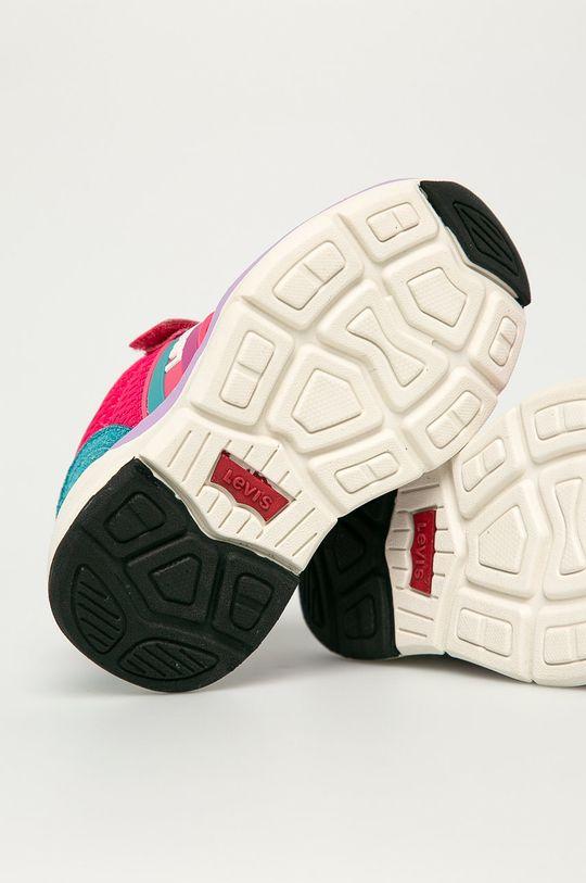 roz ascutit Levi's - Pantofi copii