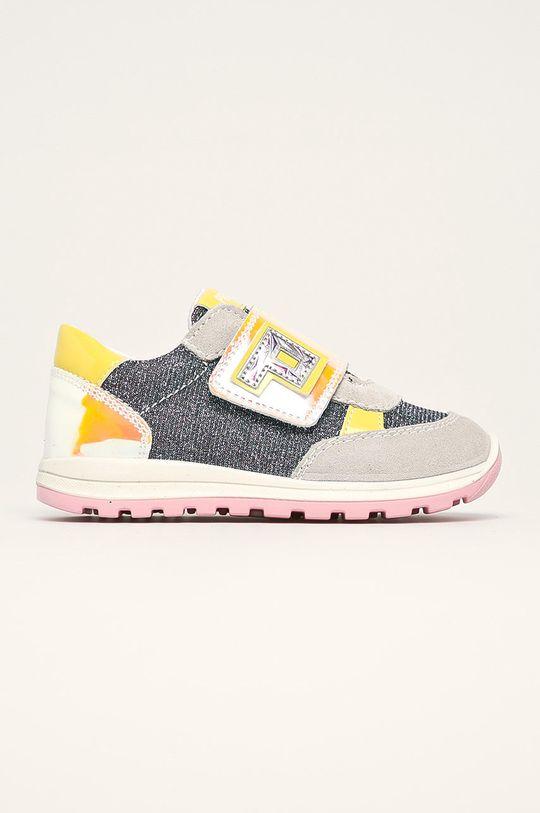 sivá Primigi - Detské topánky Dievčenský