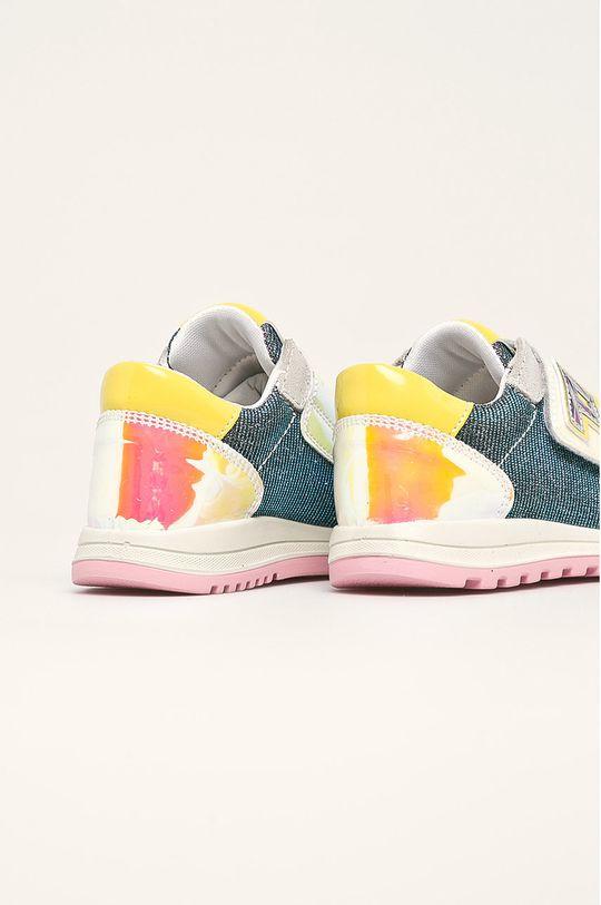 Primigi - Detské topánky  Zvršok: Textil, Prírodná koža Vnútro: Textil, Prírodná koža Podrážka: Syntetická látka