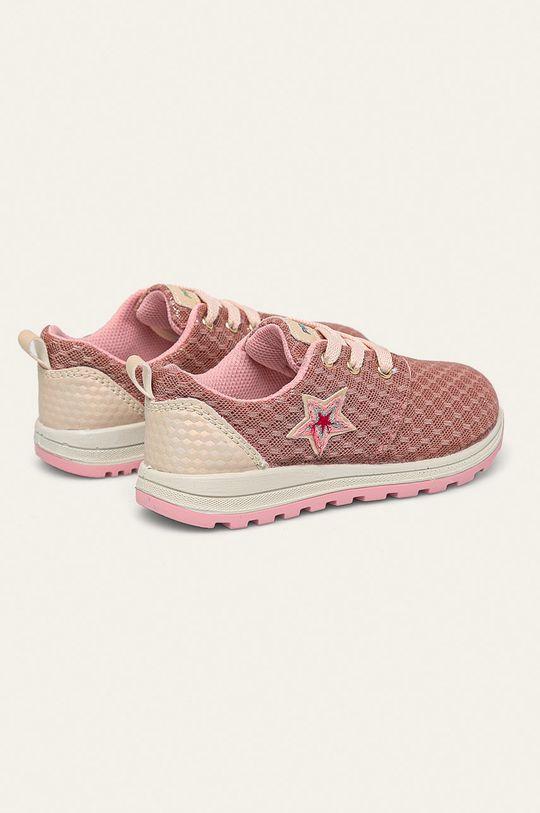 Primigi - Dětské boty Svršek: Textilní materiál Vnitřek: Textilní materiál Podrážka: Umělá hmota